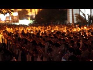 Вот почему ничто не сможет победить Ислам - Таравих намаз более миллиона верующих HD