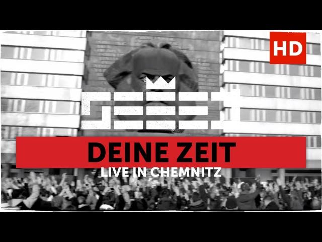 Seeed - Deine Zeit (official Video) in Chemnitz