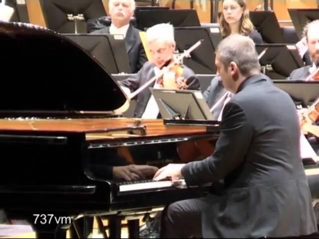 EvelyneBoris Berezovsky, Mozart, Holland 2004