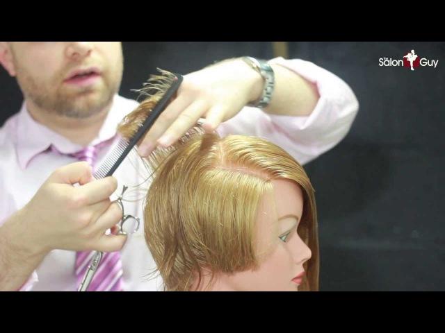 Carey Mulligan Inspired Haircut Demo