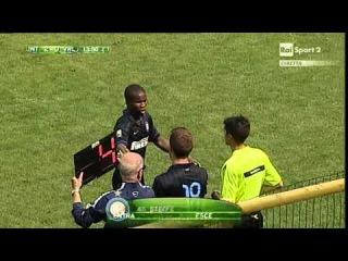 CAMPIONATO PRIMAVERA 2014-15: Inter - Virtus Lanciano 7-0 (Rocca, Palazzi Puscas 5)