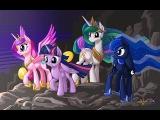 My little pony 4 сезон 6 серия GALA Voices
