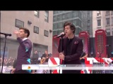 One Direction- Moments- Live on The Today Show