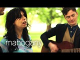 Little Green Cars - My Love Took Me Down To The River To Silence Me  Mahogany Session