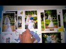 Скрапбукинг. Свадебный альбом с фотографиями