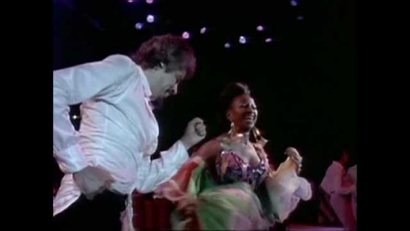 Celia Cruz The Fania All Stars - Quimbara - Zaire, Africa 1974