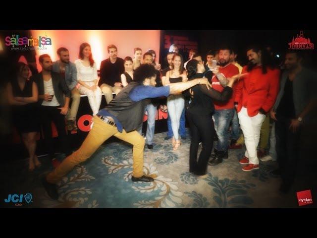 Magna Gopal Terry SalsAlianza | Super Social Salsa | 3.Istanbul Dance Festival