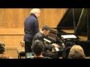 Masterclass with Andras Schiff (Itai Navon, piano)