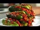 Cucumber kimchi Oi sobagi 오이소박이