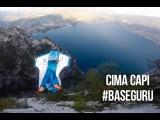 Cima capi - wingsuit flying/Чима Капи - прыжок в вингсьюте