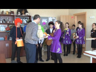 Фильм пресс-центра о школе (2013 год)