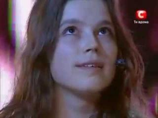 Азиза Ибрагимова - Любовь настала Х-фактор Украина