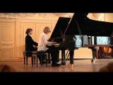 С. Рахманинов. Тарантелла из Сюиты №2 для 2-х фортепиано Исполняют Иван Бессонов и Арсений Гусев