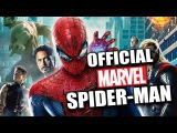 Spider-Man OFFICIALLY Joins Marvel - Captain America Civil War