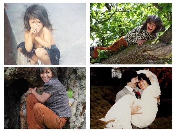 История девочки, которую «удочерила» семья обезьян