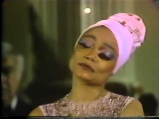 Eartha Kitt, Julius La Rosa, 1978 MD Telethon, I Can't Give You Anything But Love