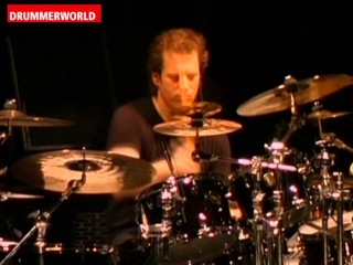 Dave Weckl: THE BIG DRUM SOLO - from Appearance Australian Drumming Festival