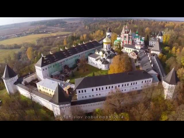 Саввино Сторожевский монастырь в Звенигороде Московская область
