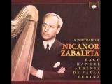 Nicanor Zabaleta Albe
