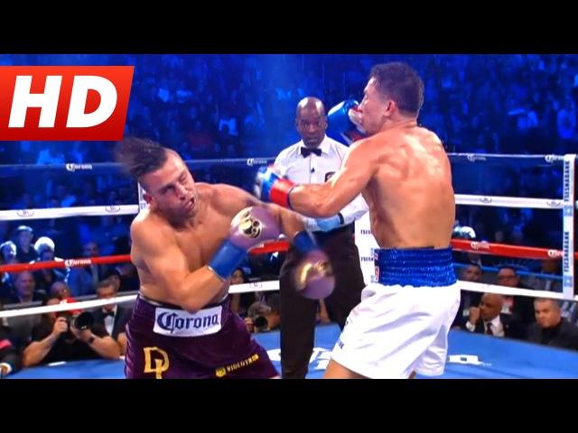 Gennady Golovkin vs David Lemieux (Full Fight) HD