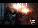 Darth Maul Savage Opress VS Darth Sidious