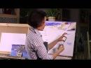 МАСТЕР КЛАСС ПО ЖИВОПИСИ от ЛИЛИИ СТЕПАНОВОЙ ПЕЙЗАЖ МАСТИХИНОМ Lesson oil painting Landscape