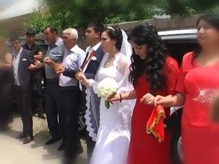 Езидская Свадьба  Гагика и Лилит 05 07 2014 в Армении