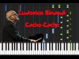 Ludovico Einaudi - Cache Cache [Piano Cover Tutorial] (♫)