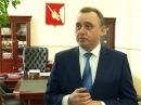 Глава Вологды Евгений Шулепов станет гостем программы «Первая студия» на телеканале «Русский Север»