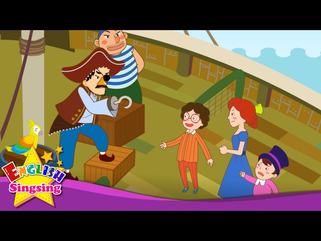 Peter Pan - How old are you? (Age) - Popular English story for Kids