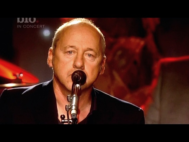Mark Knopfler (of Dire Straits) - Sultans of Swing 2009 Live Video