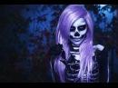 Skeleton Makeup : Watchers of the Night