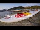 Даунвинд на RedAir 10' Venus Surfer iSUP