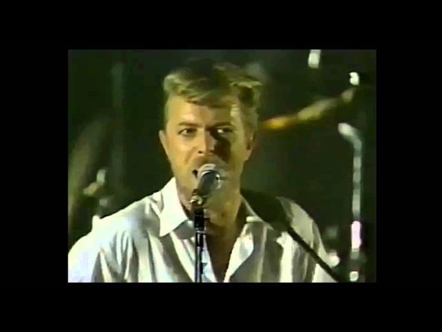 David Bowie Tin Machine Maggies Farm 1989