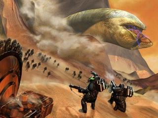 Dune 2 The Battle for Arrakis SEGA Trailer