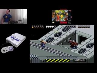 Snes VS Sega (battletoads and double dragon)