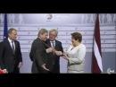 Глава ЕС Жан-Клод Юнкер пьян?