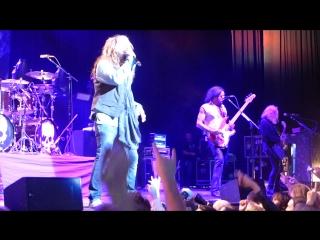 The Dead Daisies - разогрев Whitesnake в БКЗ 9 ноября 2015
