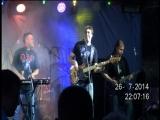 Выступление кавер группы Дилижанс Бэнд. Царская уха 2014