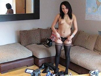 FakeAgentUK E168 Online Amateur Babe Gives Agent A Pro Blow Job
