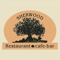 Логотип cafe-bar / restaurant SHERWOOD