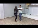 Бачата. Урок 25.08.15  Bachata  S'танция