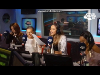 Little Mix plays Instaoke (and covers Drag Me Down)