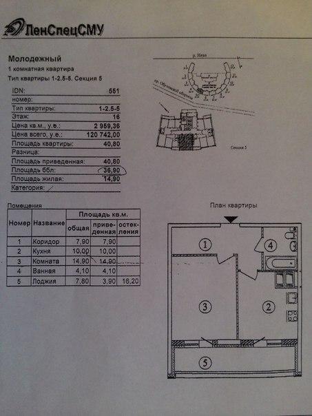 Продажа квартир у метро Молодежная Москва