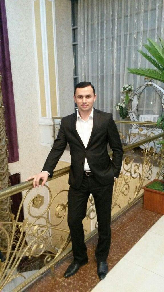 Namiq Ahmedov, Гёйчай - фото №2
