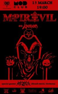M:PIRE OF EVIL (ex - VENOM) 13.03 СПБ