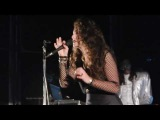Lorde - 'Easy' Son Lux cover Auckland 290114