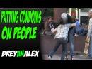 RichKidsTV - Putting condoms on people Prank collab TWINZTV