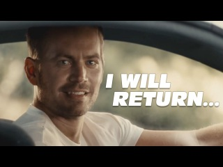 Skylar Grey - I Will Return (Paul Walker Tributen Furious 7 Soundtrack) [vk.com/newmv]