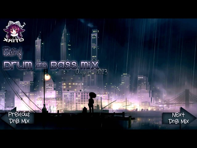 ►1 HOUR DRUM BASS MIX AUGUST 2013◄ ヽ( ≧ω≦)ノ